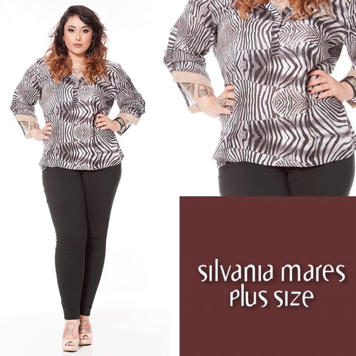 4f9b0be96 Moda-plus-size-executiva-2016-1. Camisa social plus size feminina